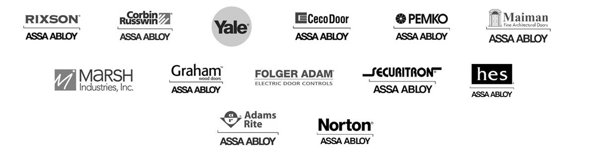 Washington Door and Hardware - Manufacturers