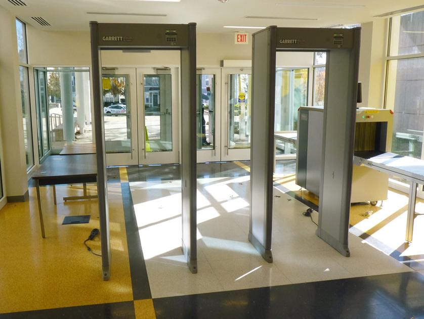 Washington Door and Hardware - Installation / Metal Detectors