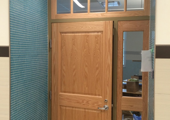 Washington Door and Hardware - Installation / Wood Door