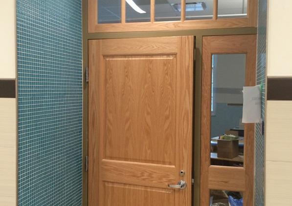 Washington Door and Hardware - Installation / Wood Door